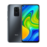 Xiaomi Redmi Note 9 4/128GB (NFC) Black/Черный Global Version